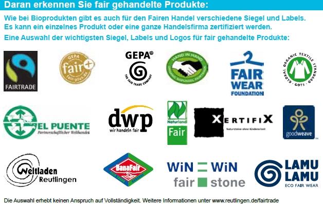 Daran erkennen Sie fairgehandelte Produkte