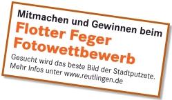 Logo Flotter Feger Fotowettbewerb