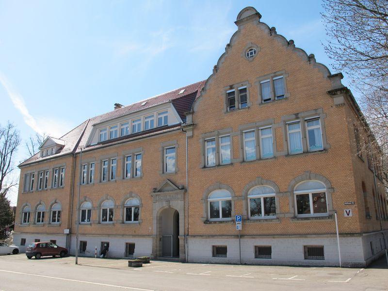 Backsteingebäude