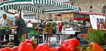 Reutlinger Wochenmarkt