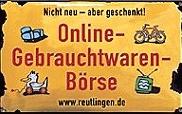 Banner Gebrauchtwarenbörse