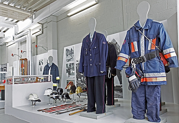 Schutzkleidung für Feuerwehrangehörige