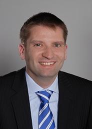 Bezirksbürgermeister Frank Hofacker