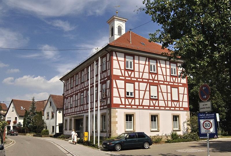 Heiraten im Bezirksamt Sickenhausen