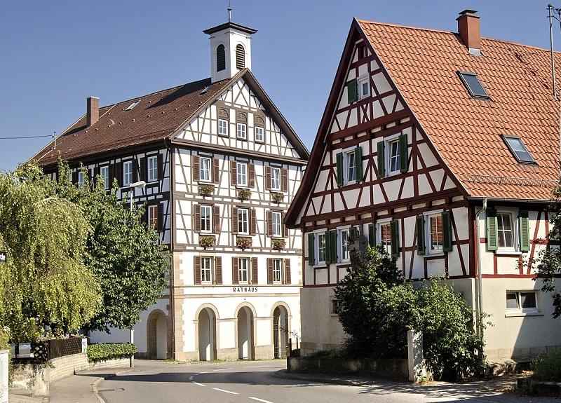 Das Bezirksamt Rommelsbach