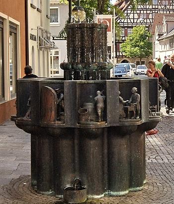Zunftbrunnen