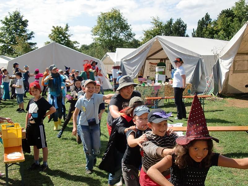 Kinderspielstadt Burzelbach