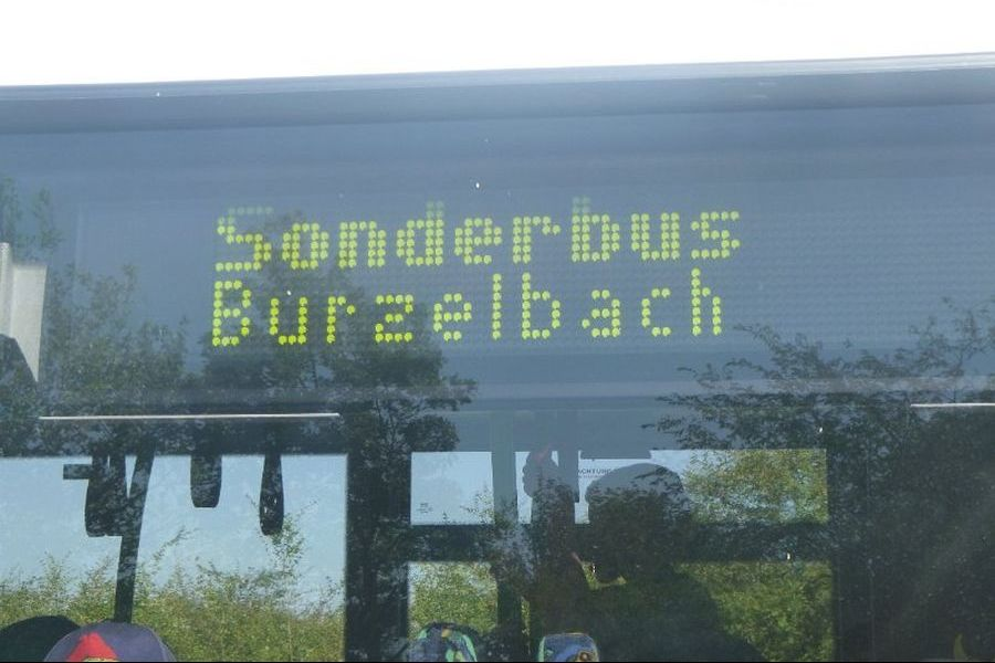 Burzelbachbus