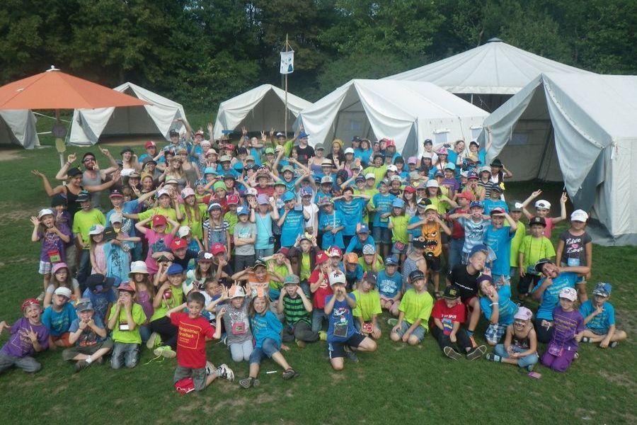 140 Kinder + 30 Mitarbeiter = unvergesslicher Sommer