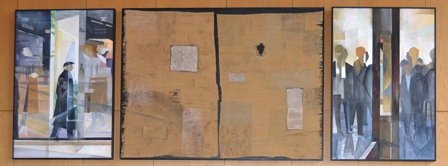 Winand Victors Triptychon