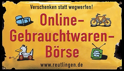 Logo Gebrauchtwaren-Börse