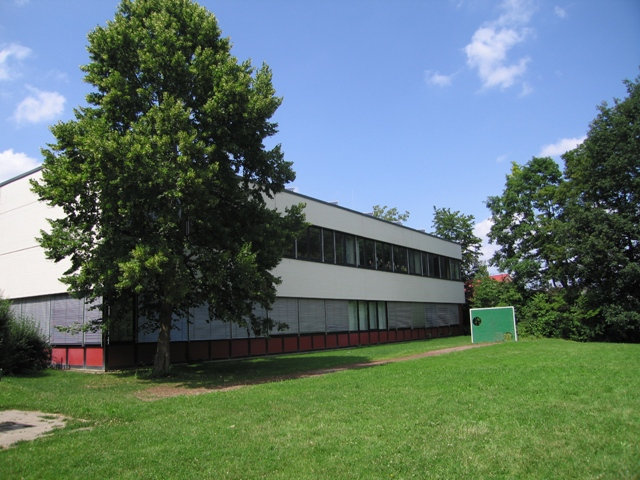 Spielwiese Pausenhof