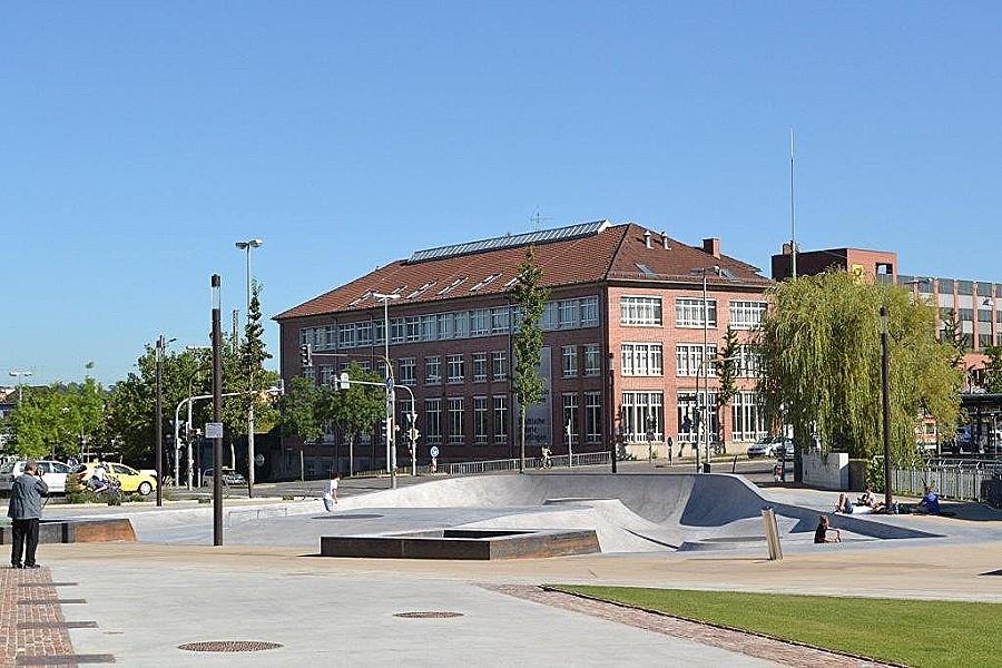 Pünktlich zum Schulbeginn fällt der offizielle Startschuss für die neue Attraktion im Bürgerpark