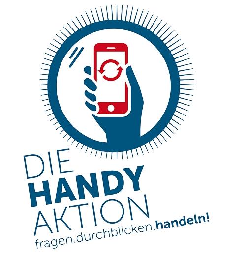 Logo der Handy-Sammelaktion