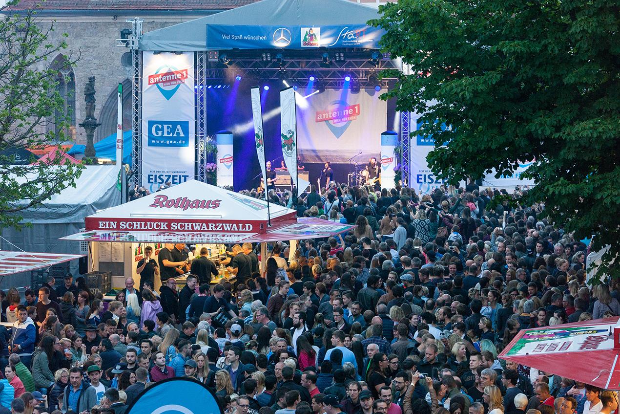 Stadtfest Reutlingen