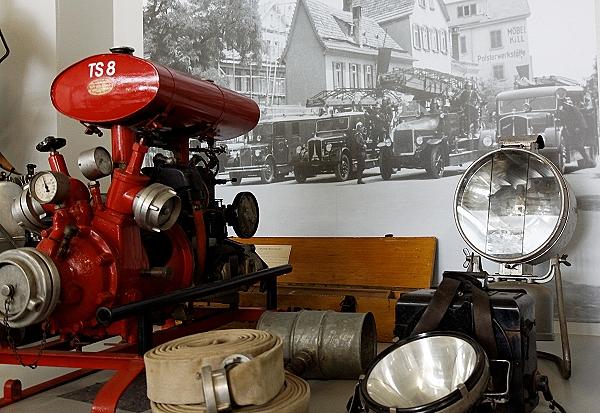 Feuerwehrgeräte der 30iger Jahre