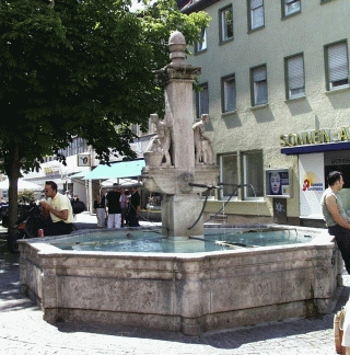 Gerber- und Färberbrunnen