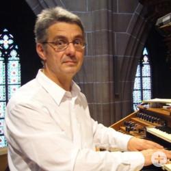 Eberhard Becker, Kantor und Organist an der Reutlinger Marienkirche