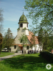 Heiraten in der Stephanus-Kirche
