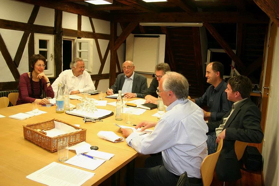 Ausschusssitzung des Geschichtsvereins - Foto: Anstädt