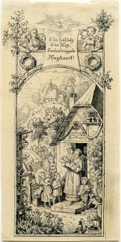 Ludwig Richter, O du fröhliche, o du selige Pfingstenzeit