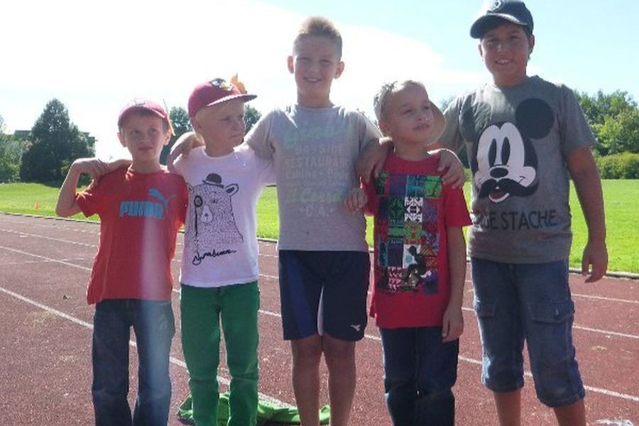 Kinderspielstadt Burzelbach 2013