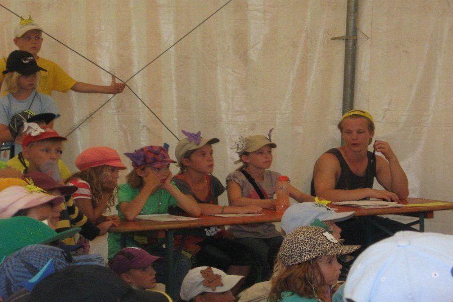 Die Jury bei der Talentshow