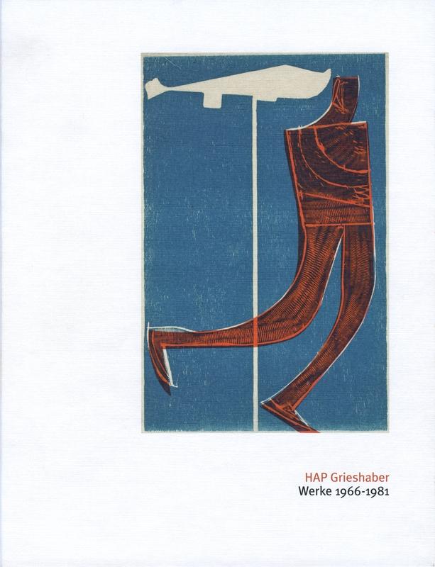 Bestandskatalog Band IX: HAP Grieshaber  Werke 1966-1981