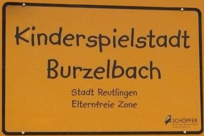 Kinderspielstadt Burzelbach - Elternfreie Zone