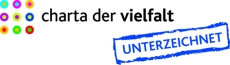 Logo Charta der Vielfalt - unterzeichnet