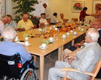 Kaffeenachmitage im DRK-Seniorenzentrum Oferdingen