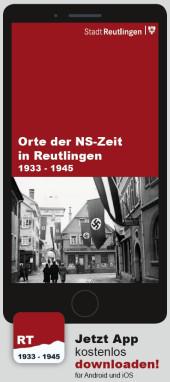 """App """"Orte der NS-Zeit in Reultingen"""""""