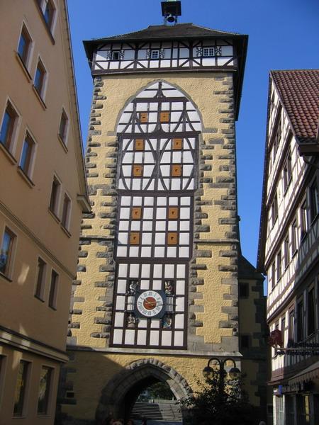 Sanierung Tübinger Tor