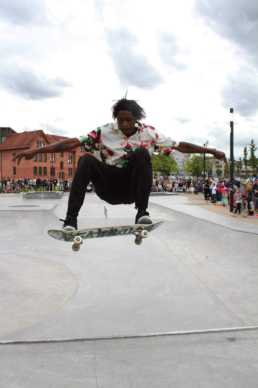 Skatersprung