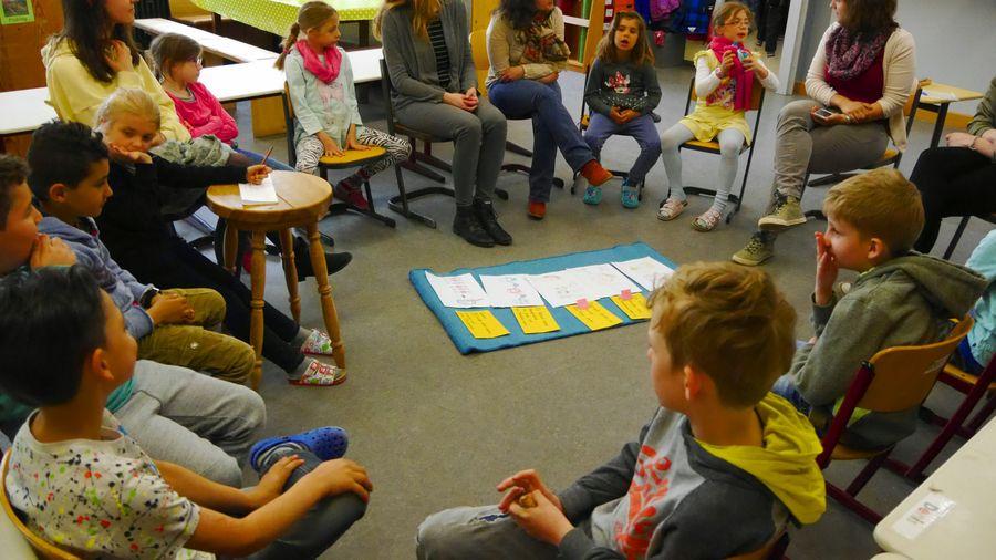 Unterricht in der Grundstufe