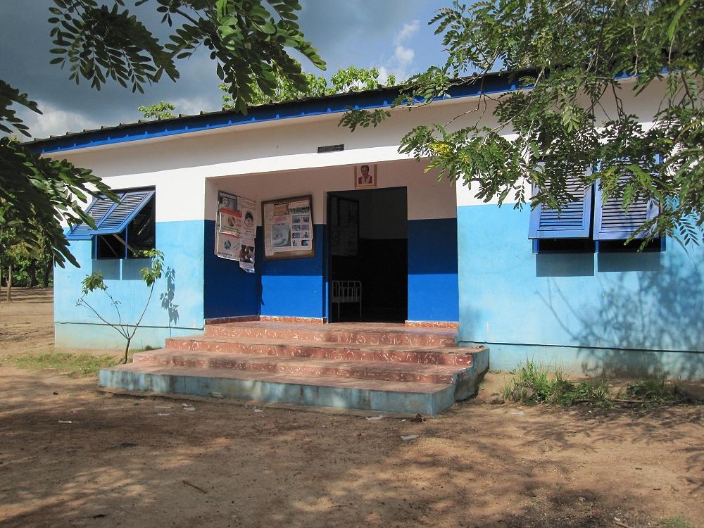 Entbindungsstation Langbassou