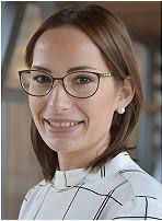 Ausbildungsbeauftragte Carolin Fusil