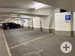 3 Behindertenparkplätze in der Tiefgarage Tübinger Tor