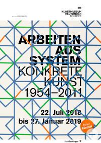 Plakat - Arbeiten aus System