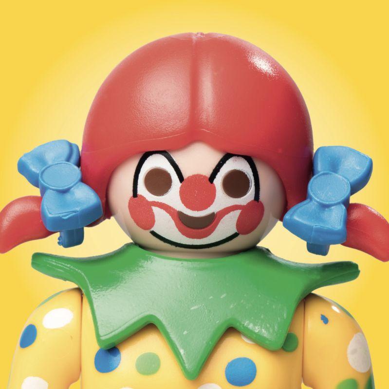 PLAYMOBIL-Figur Clown