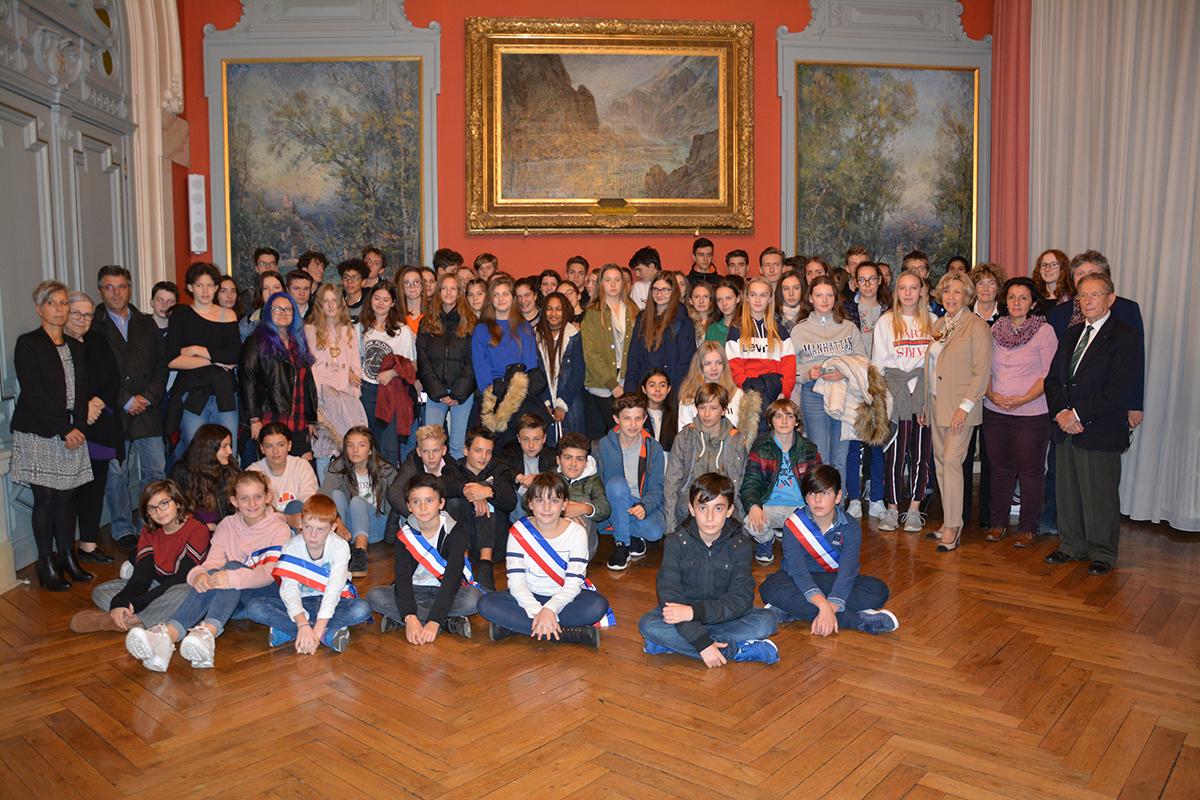 Reutlinger Schüler besuchten ihre Roanner Austauschpartner