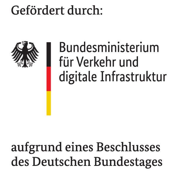 Logo des Bundesministeriums für Verkehr und Infrastruktur