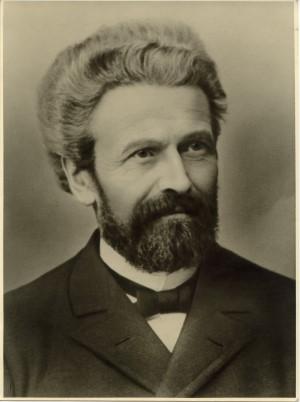 Julius von Benz, 1892