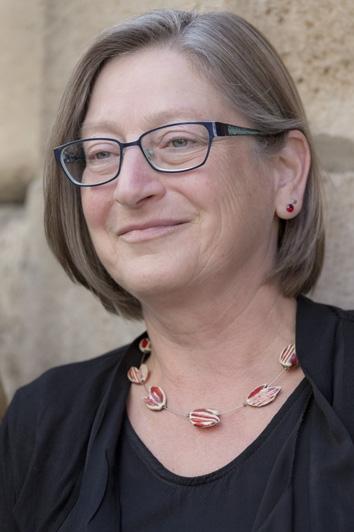 Bezirksbürgermeisterin von Gönningen Christel Pahl