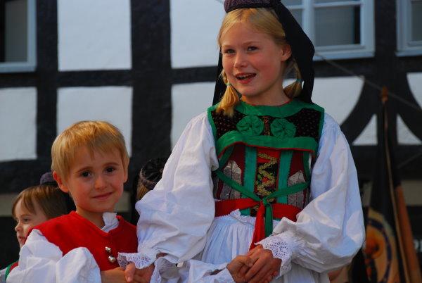 Kinder Kindervolkstanzgruppe Betzingen