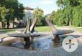 Dreiseitlbrunnen