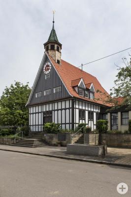 Dorfkirche Reicheneck, Foto: Bildarchiv Foto Marburg / Rose Hajdu