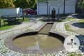 Mühlenbrunnen Echazinsel