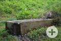Brunnen Neckarhalde
