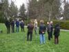 Baumwart Alfons Reiske beim Schnittkurs am 24. März